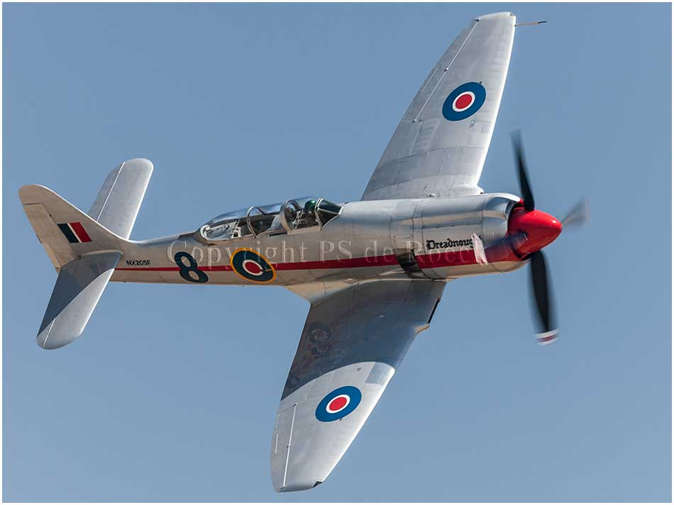 Hawker Sea Fury T20 Dreadnought