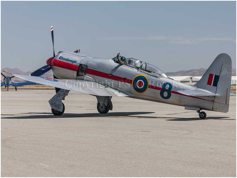 Hawker Sea Fury Dreadnought