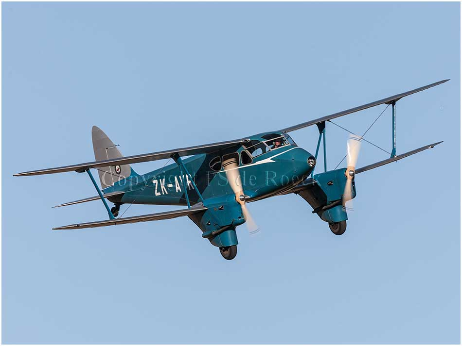 de Havilland Dragonfly DH90
