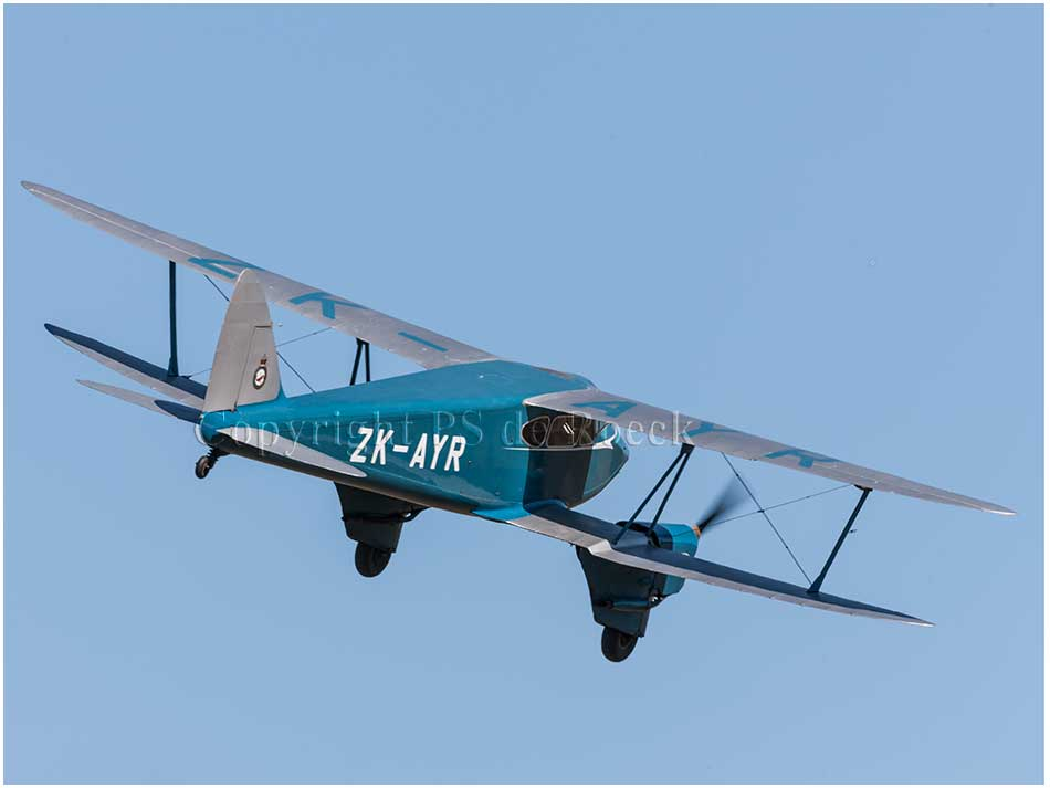 de Havilland Dragonfly